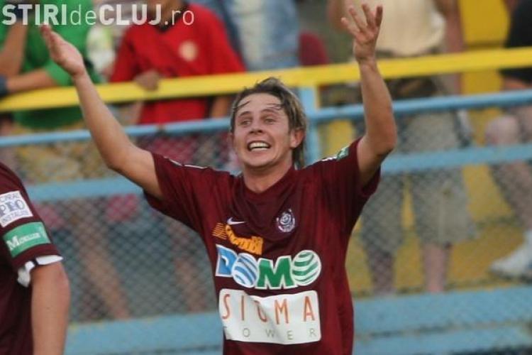 CFR Cluj vrea sa-l imprumute pe Ciprian Deac de la Schalke