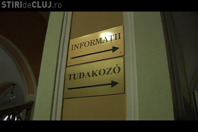 Sechestrati in sediul UBB Cluj! Jurnalistii Lepedus Peter si Titus Craciun au fost inchisi de portari in sediul Universitatii