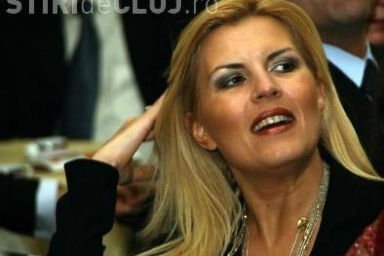 Elena Udrea anuntase ca vine joi la Cluj pentru a se intalni cu reprezentantii autoritatilor locale, dar va trimite un secretar de stat!