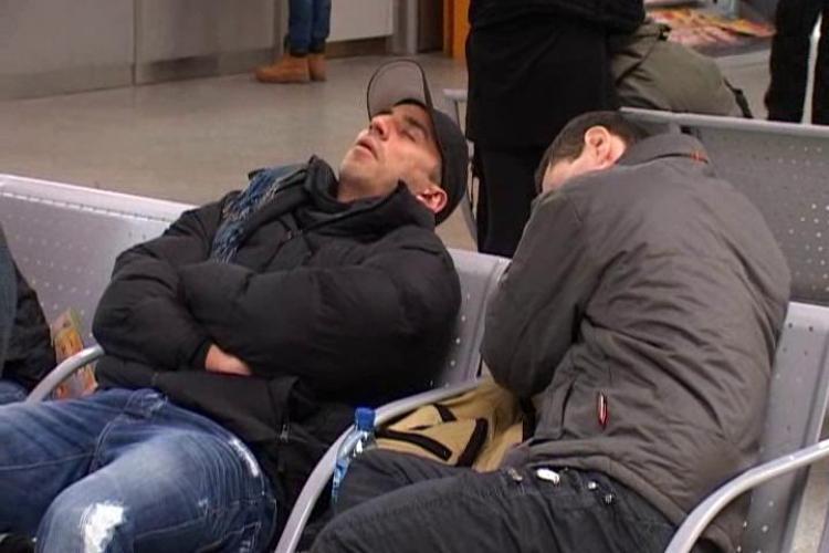 Aeroportul clujean invins de ceata! Zborurile interne au fost mutate la Sibiu, iar cele externe au fost anulate - VIDEO