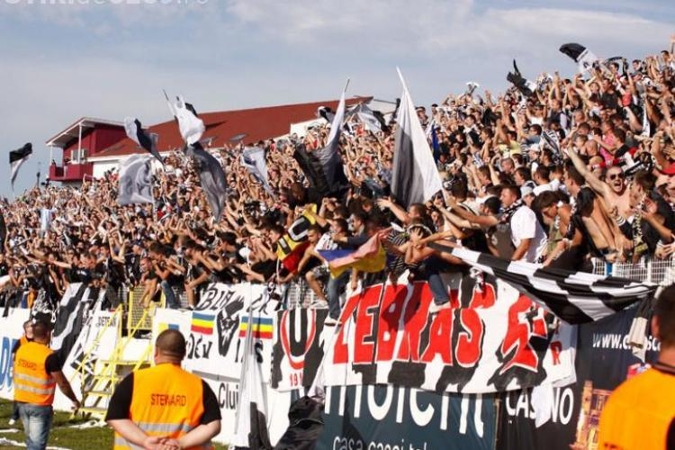 Se reia Liga I: Universitatea Cluj intalneste duminica, 27 februarie, FC Brasov