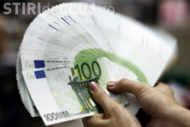 Bancile cresc dobanzile la euro! Vezi cu cat