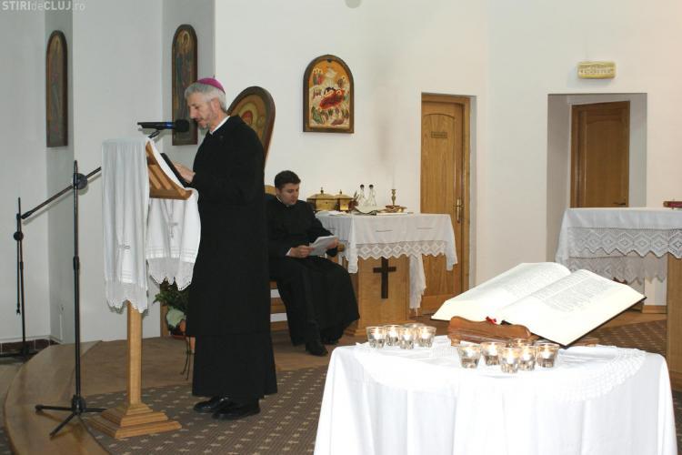 Ziua bolnavului, sarbatorita la Cluj prin rugaciune de catre greco-catolici
