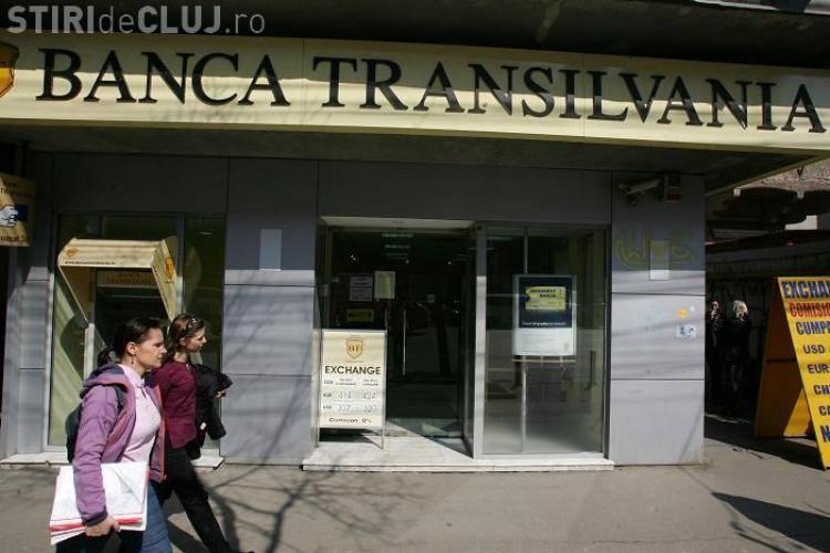 Banca Transilvania, profit de aproape 100 de milioane de lei in 2010