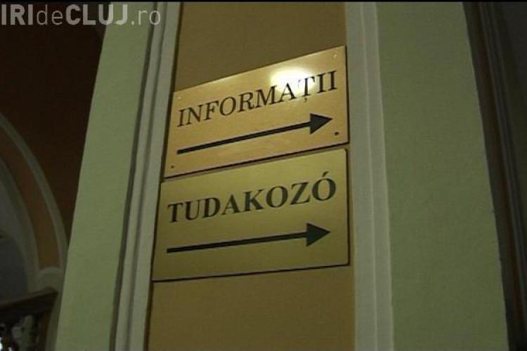 Reporneste razboiul placutelor bilingve in UBB Cluj? Prorectorii maghiari, acuzati ca nu fac nimic pentru comunitate!