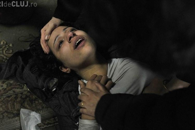 Vezi imagini tulburatoare de la protestele din Egipt - Galerie FOTO