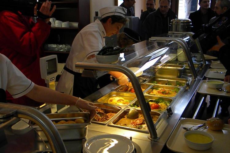 """Restaurantul primariei """"Memo 10"""" in imagini - Galerie FOTO"""