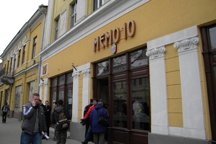 Primaria Cluj Napoca si-a deschis restaurant pe strada Memorandumului! VEZI VIDEO si FOTO de la inaugurare
