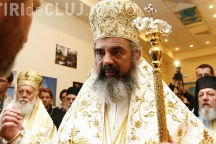Patriarhul Romaniei, Preafericitul Daniel, soseste miercuri la Cluj