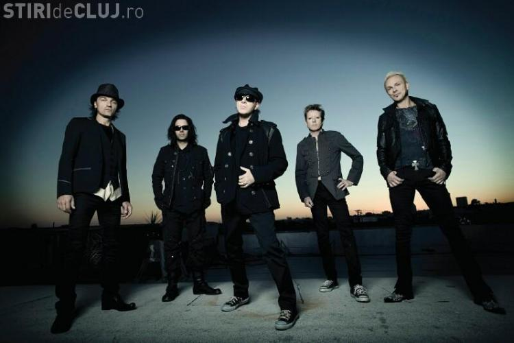 Scorpions va canta la Bucuresti, in 9 iunie!
