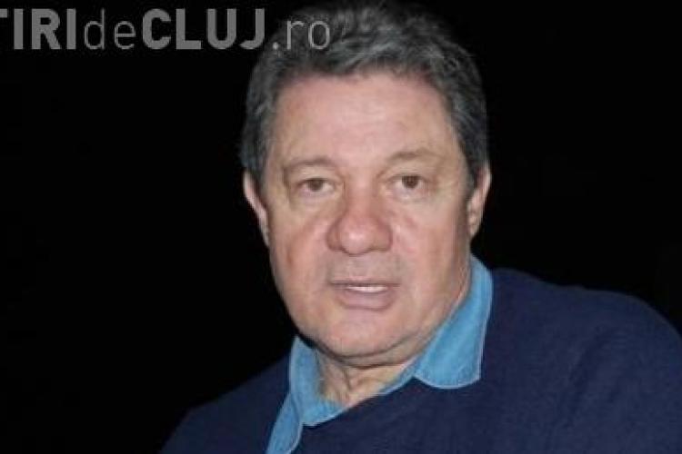 Actorul Emil Hossu a fost lovit de o masina pe trecerea de pietoni