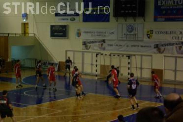 Handbal masculin: U Transilvania a transferat doi jucatori de la UCM Resita