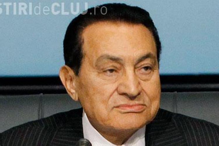 Mubarak este in coma si chiar pe moarte, scrie presa internationala!