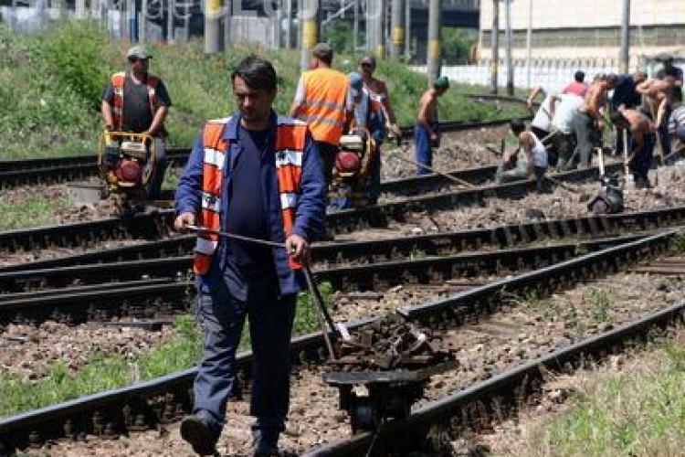 Cluj: Bani pentru sprijinirea lucratorilor disponibilizati de la CFR!