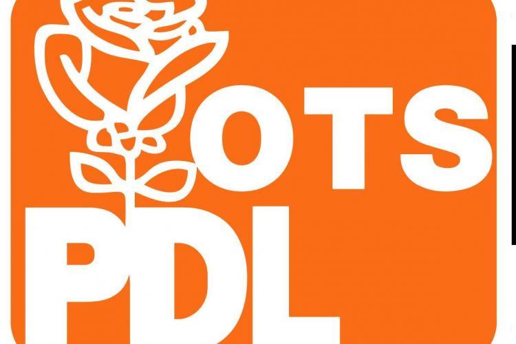 """Tinerii PDL -isti din Cluj promoveaza campania """"Culorile Iubirii"""""""