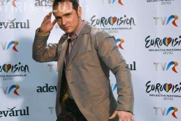 T.A.T.A. cere excluderea lui David Bryan de la Eurovision, acuzat ca s-a masturbat si filmat in timp ce facea sex cu iubita