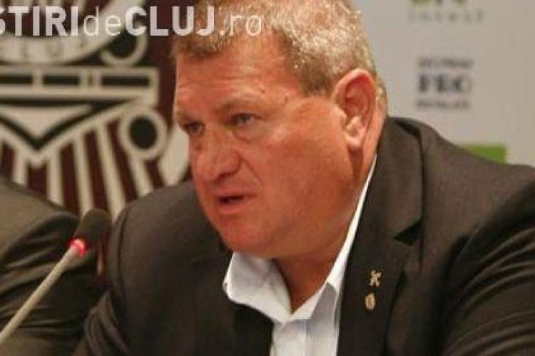 Presedintele CFR Cluj: Sansele la titlu sunt acum sub 20%