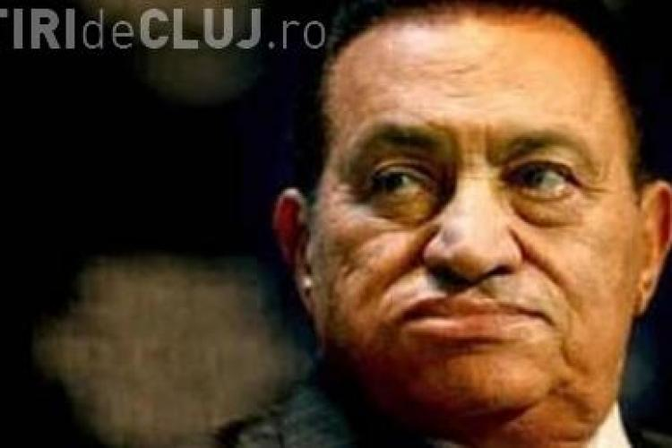 Mubarak nu va mai candida pentru un nou mandat