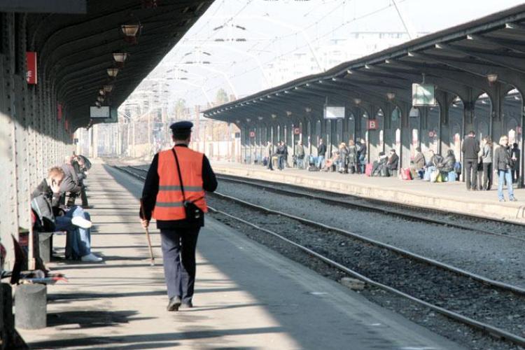 Regionala CFR Cluj ar putea disponibiliza inca 600 de angajati!