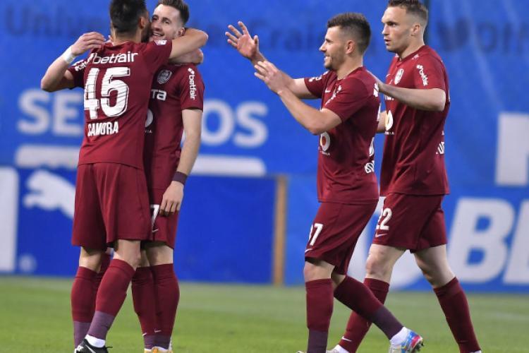 CFR Cluj - FCSB 2-0. Ardelenii au câștigat ultimul meci din play-off! Iordănescu pleacă de la CFR?