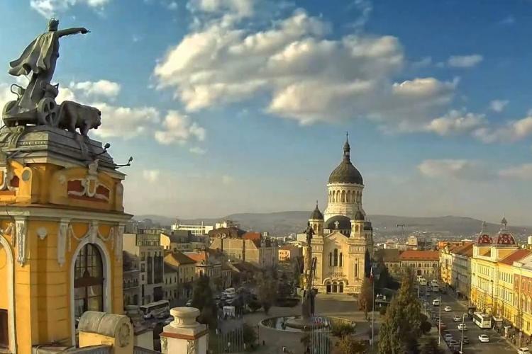 METEO. Cum va fi vremea în Cluj-Napoca, Marți, 25 mai? Anunțul făcut de ANM
