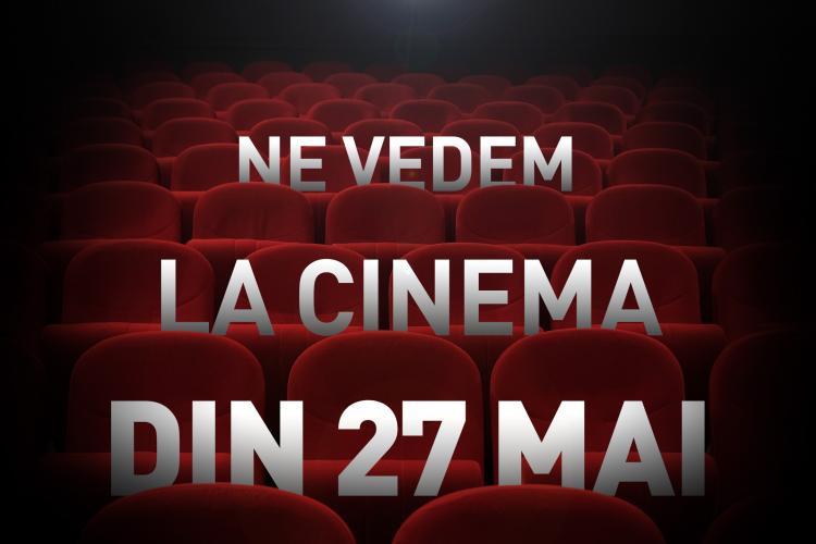 Cinema City din Iulius Mall Cluj se redeschide cu premiere și filme de Oscar