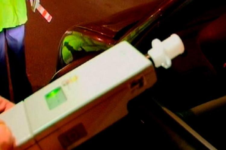 Cluj: Tinerii șoferi se urcă la volan chiar dacă au consumat alcool. Câți au fost prinși doar în acest weekend?