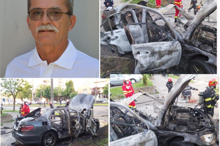 Cine e Ioan Crișan, afaceristul mort în explozia de la Arad. Ioan Crișan era cunoscut pentru ferma de pești