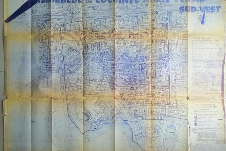 Tiranul Ceaușescu plănuia să ridice un parc de distracții de 110 hectare, pe locul unde e Iulius Mall Cluj - FOTO