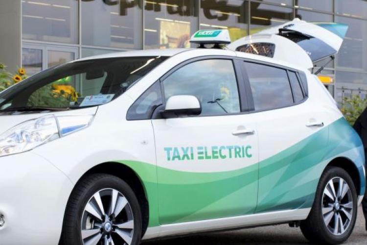 Clujul va avea 24 de taximetre electrice. Au fost aprobate autorizațiile