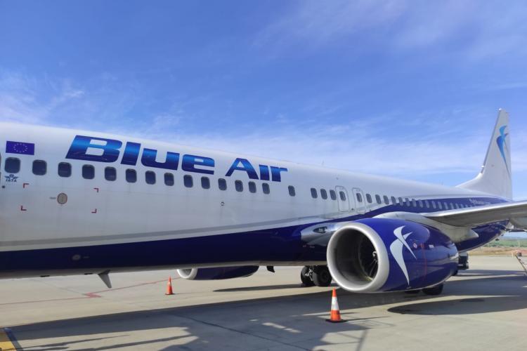 Zbor de la Cluj-Napoca spre Amsterdam, operat în premieră de pe Aeroportul din Cluj