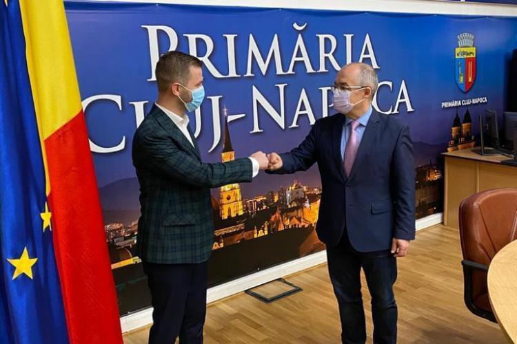 Emil Boc îl laudă pe primarul din Florești, pentru că a spus stop blocurilor noi: E presiune uriașă!