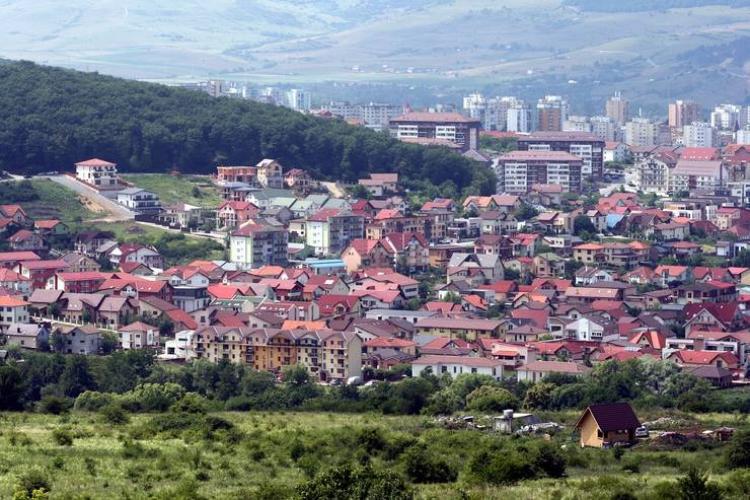 Care sunt ultimele localități din județul Cluj cu incidență de peste 1 la mie?