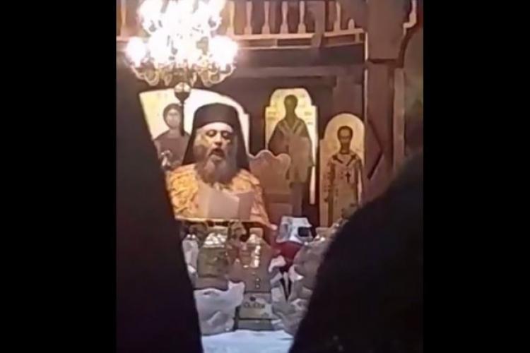 Starețul unei mănăstiri către enoriași: După vaccinare pielea oamenilor se va umple de solzi / Reacția BOR - VIDEO