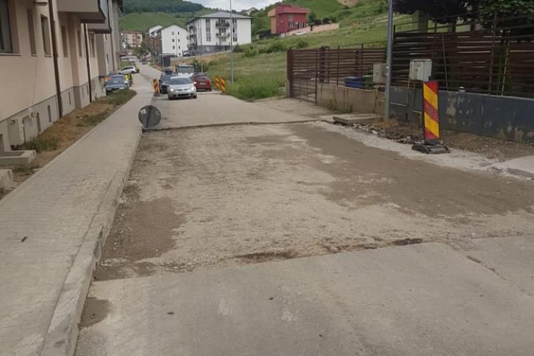 În Florești se trece în FORȚĂ la repararea drumurilor. Care este graficul lucrărilor - FOTO