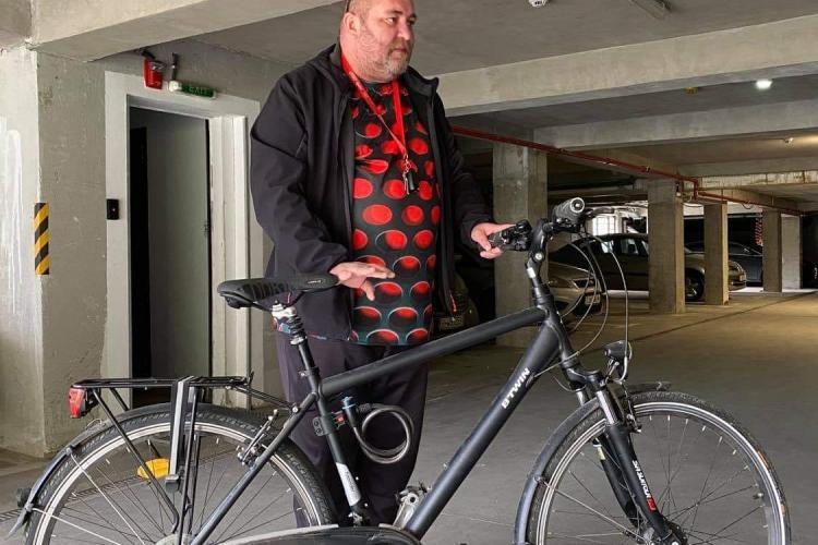 """Alt clujean nervos că i s-a furat bicicleta: """"Mă p.ș pe el oraș de cinci stele!"""" - FOTO"""