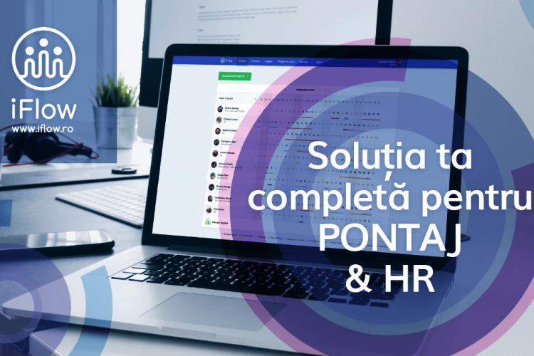 Aplicația de pontaj & HR - iFlow a convins companiile românești că merită să investești în soluții digitale