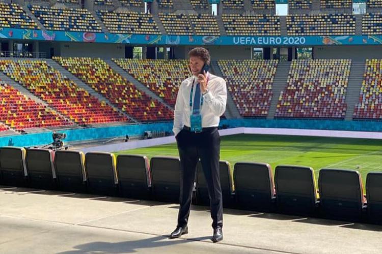 Ce spune Gică Popescu despre faptul că FRF nu i-a invitat la tribuna VIP, ci la tribuna a doua