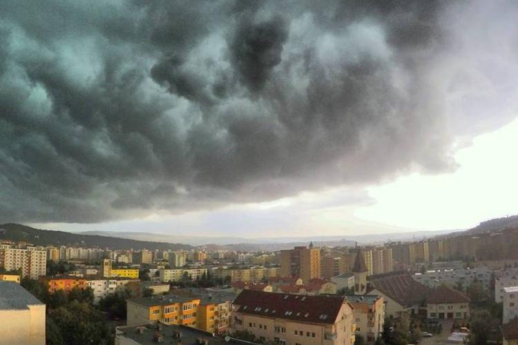 Vremea în Cluj pe 7 zile: Cum va fi vremea în Cluj, în săptămâna 31 mai - 6 iunie