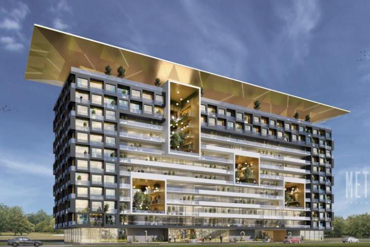 Clujul bate Bucureștiul. Cum arată cel mai mare proiect imobiliar din Europa de Sud-Est, care se face la Cluj-Napoca - FOTO