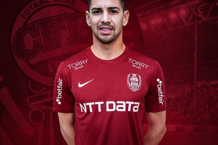 CFR Cluj a anunțat primul transfer pentru sezonul viitor