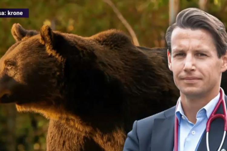 Prințul austriac, acuzat că l-a împușcat pe Ursul Arthur, a dat în judecată ONG-ul Agent Green