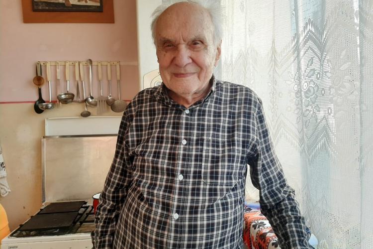 Clujean de 96 de ani dispărut. Familia îl caută! - FOTO