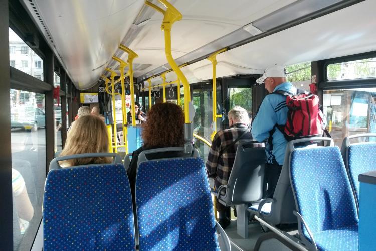 Studenții din Cluj-Napoca merg gratis cu transportul în comun. Mai puțin cei de la Universitatea Tehnică, USAMV și Academia de Muzică