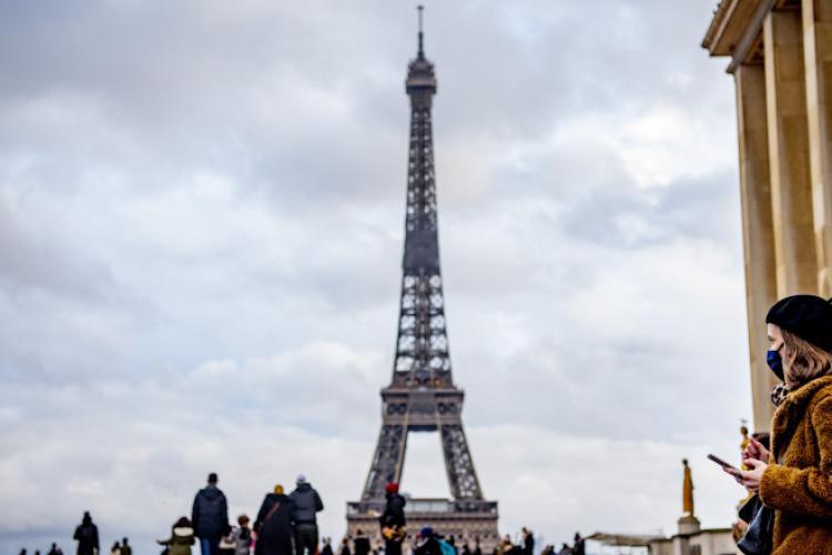Europenii vaccinați anti-COVID-19 vor putea intra în Franța din 9 iunie, fără a prezenta un test-COVID negativ