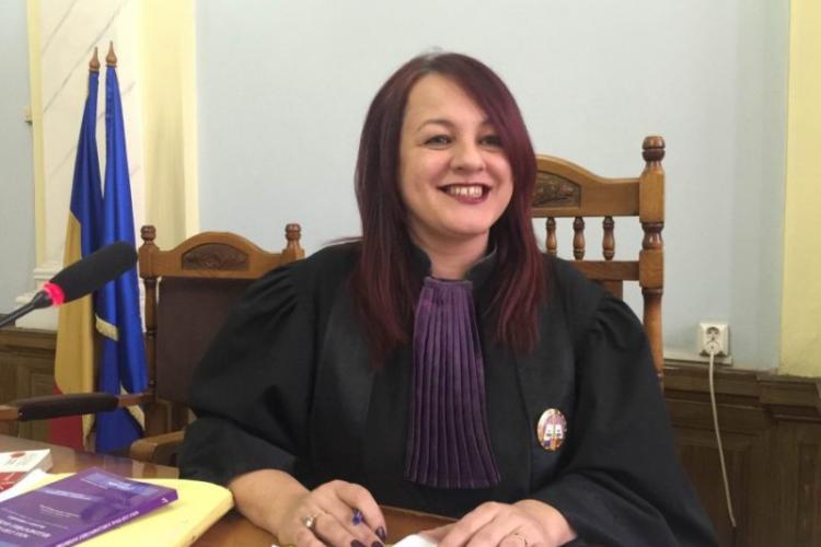 Judecătoarea clujeană Adina Lupea susține că magistrații incomozi sunt amenințați de șeful CSM, Bogdan Mateescu