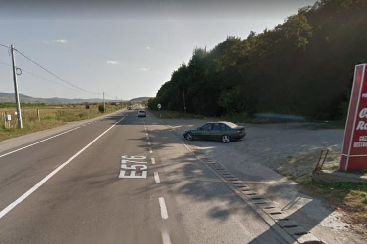 Cluj: Prostituată rănită într-un accident la Nima! Era cu clientul în mașină