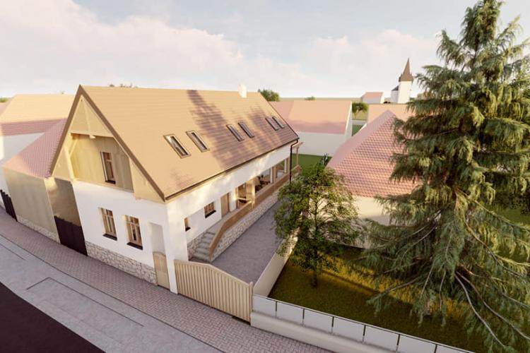 O altă casă superbă din mediul rural clujean! Nu totul trebuie să fie beton, beton, beton - FOTO