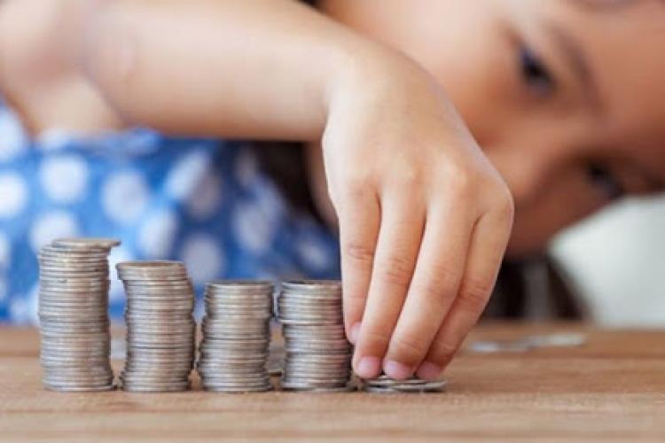 Alocația copiilor se majorează de la 1 ianuarie 2022 cu o sumă de nimic