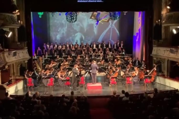 Un singur caz de COVID după spectacolul TEST de operă de la Cluj